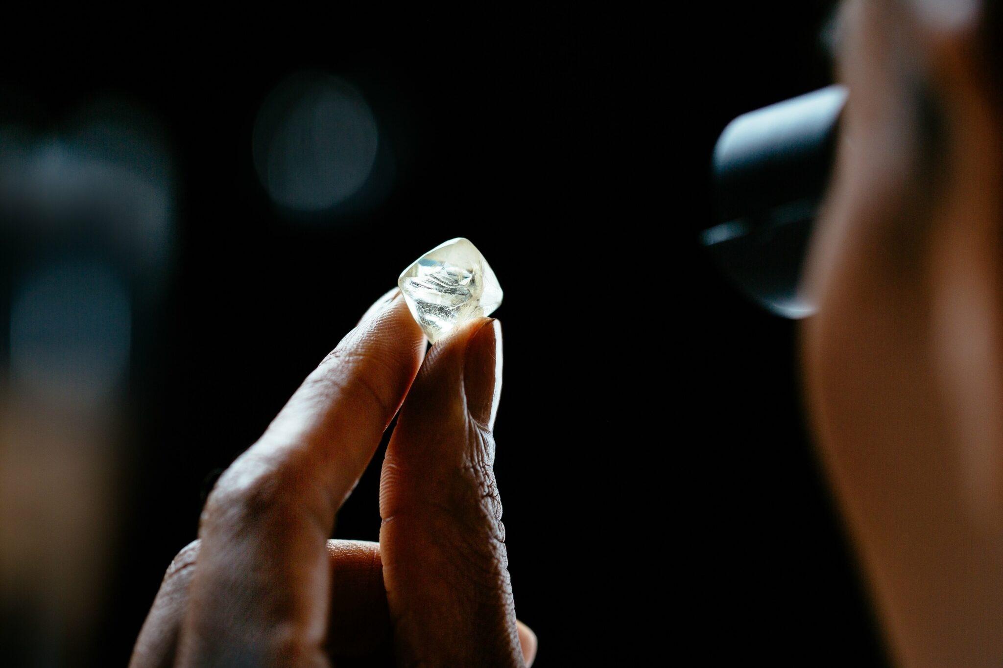 Evaluating a Rough Diamond