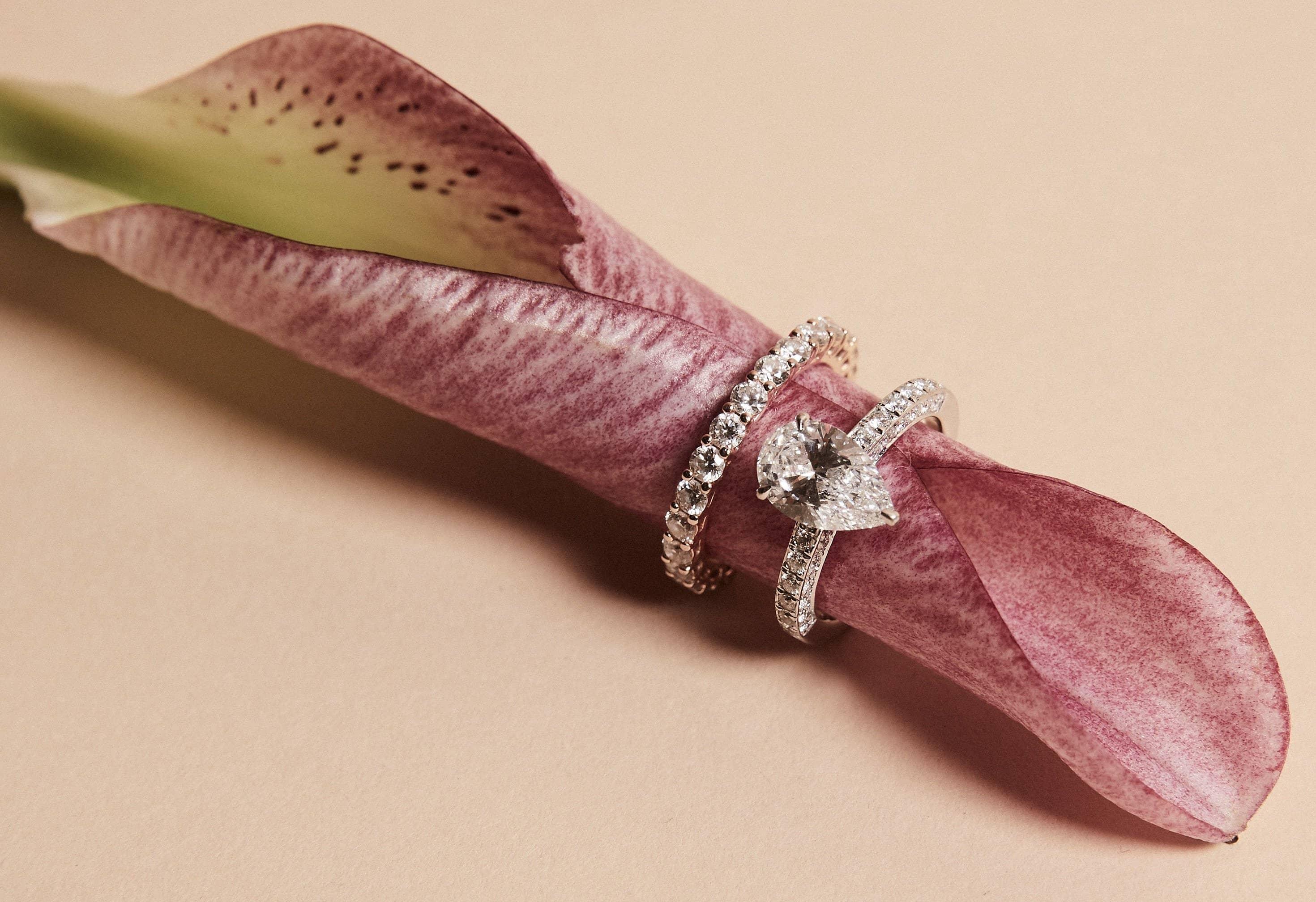 Diamond Engagement Ring | Facets Singapore